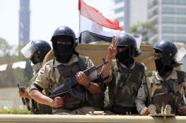 القاهرة تنفي وجود قوات مصرية في سوريا