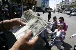 الدولار يعاود الارتفاع أمام الشيكل