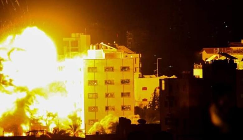اسرائيل تهدد حماس : سنهدم العمارات اذا دخلتم في المعركة