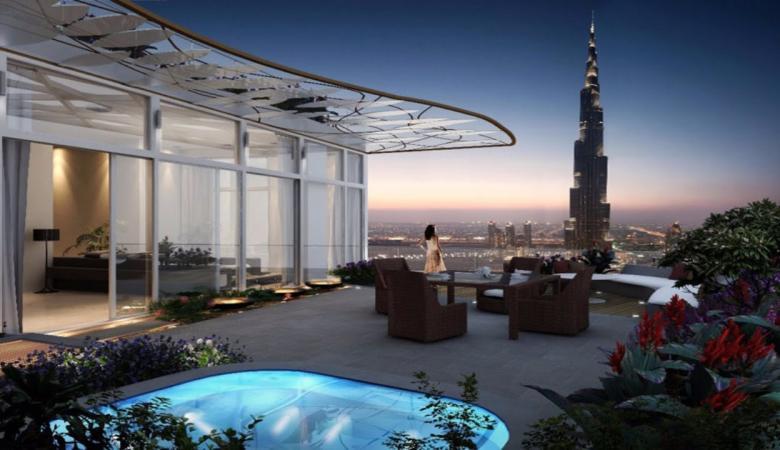 خليجي يشتري أغلى شقة في الشرق الأوسط بـ28 مليون دولار