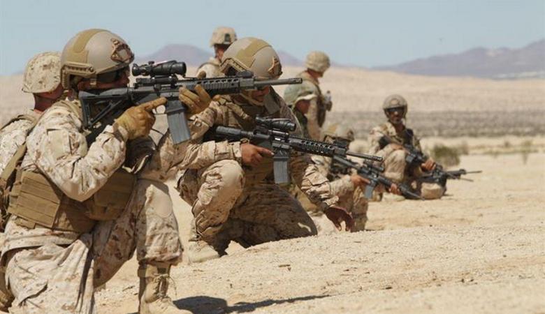 الجيش الاماراتي يشارك في تدريبات عسكرية مع الجيش الاسرائيلي