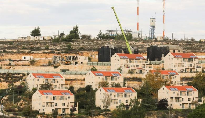 سلخ اربع قرى عن رام الله وبناء مستوطنة جديدة لتمزيق الضفة الغربية