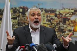 هنية : مستمرون في معركة القدس مهما كلفنا ذلك من تضحيات