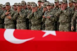 تركيا تعلن مقتل جنديين في هجوم بسوريا