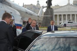 60 مكالمة تلقتها الأجهزة الأمنية الروسية عن متفجرات تستهدف موكب بوتين