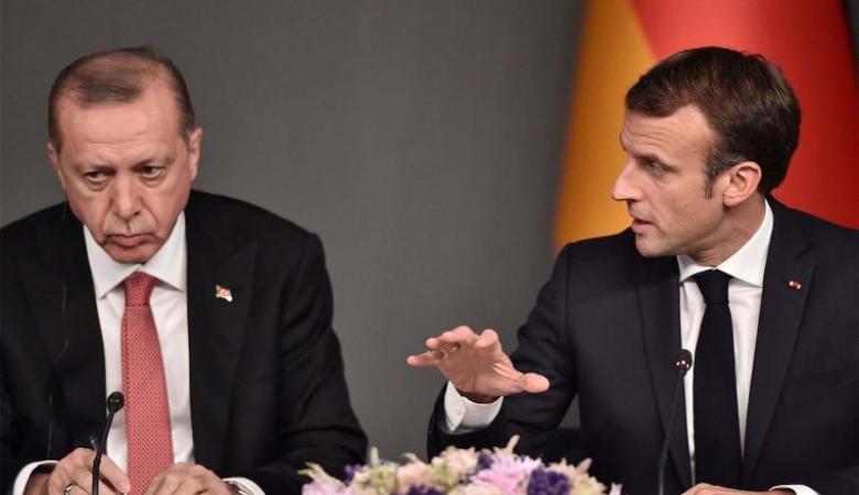 أردوغان: ماكرون يسعى لعودة الاستعمار الفرنسي للبنان