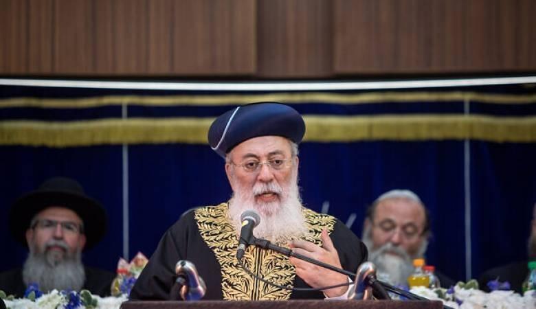 حاخام إسرائيلي يتحدت عن زيارته الى البحرين