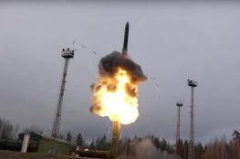 بوتين : روسيا قادرة على مواجهة أسلحة تفوق سرعتها الصوت