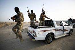 """العراق يتسلم """"150 """" عنصراً من داعش كانوا معتقلين في سوريا"""