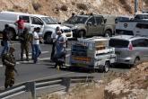 اطلاق نار على سيارة للمستوطنين غرب رام الله