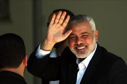واللا العبري: اسرائيل تطلب من مصر منع حركة هنية