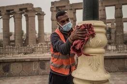 مصر تعلن تسجيل 6 وفيات جديدة بفعل فيروس كورونا