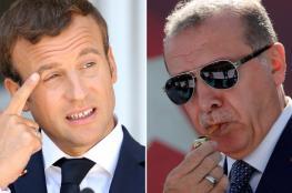 """رئيس فرنسا :  وظيفتي ليست """"رائعة"""" فأنا مضطر للحديث مع أردوغان كل 10 أيام!"""