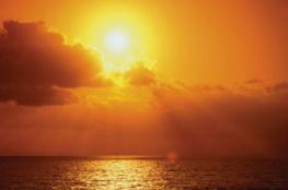 حالة الطقس : ارتفاع على درجات الحرارة لتصبح أعلى من معدلها
