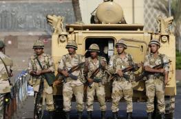 مقتل جندي مصري برصاص قناص شمال سيناء