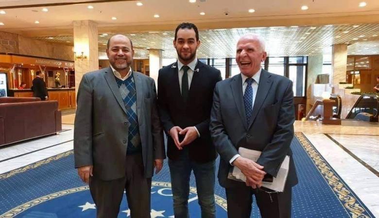 ابو مرزوق : حوارات موسكة ستفتح بابا جديدا امام المصالحة