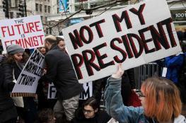 تنصيب ترامب: دعوة إلى 100 يوم من التظاهرات