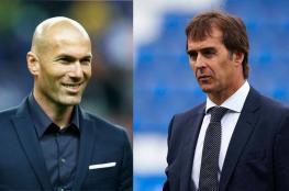 """بداية زيدان مع ريال مدريد اسوء من """"لوبيتيغي"""""""