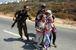 فارس : أكثر من 400 طفل داخل السجون الاسرائيلية