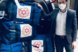 """الصين تدعم """"اسرائيل """" بربع مليون شيقل لمكافحة كورونا"""