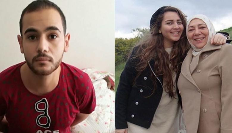 الحكم على قاتل عروبة وابنتها حلا بركات