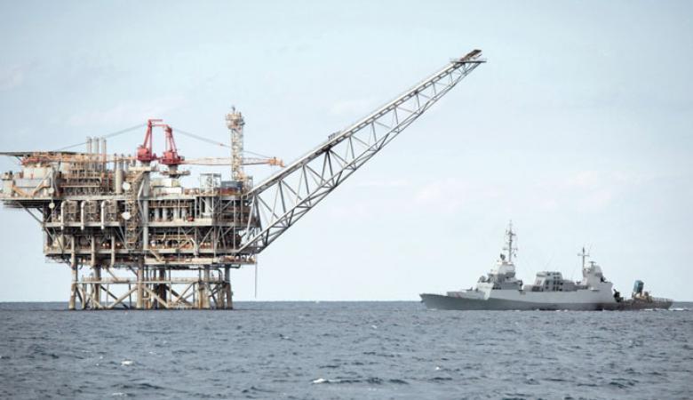 """حقل الغاز الطبيعي """"غزة مارين """" يكفي نصف احتياجات الضفة من الكهرباء"""