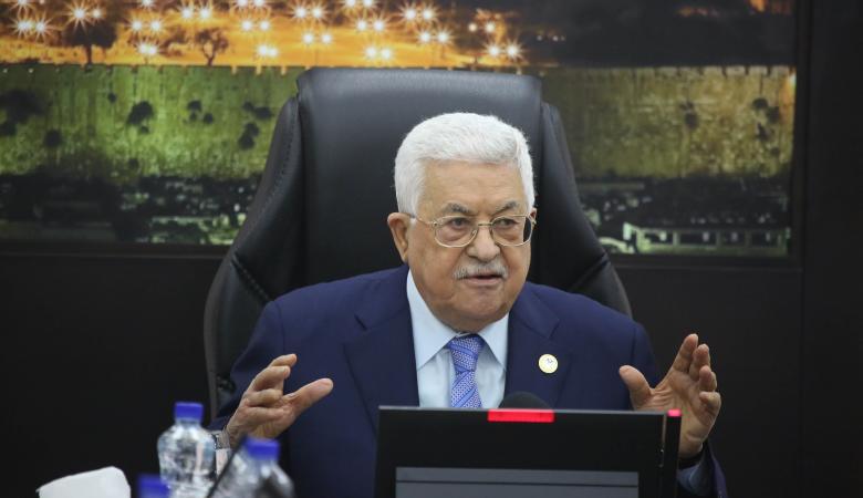 الرئيس عباس يمدد حالة الطوارئ شهراً اضافياً
