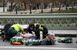 إطلاق نار في محيط مبنى البرلمان البريطاني