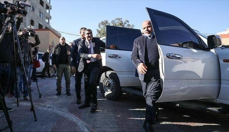 الفصائل الفلسطينية تتجه الى مصر لبحث التهدئة في غزة