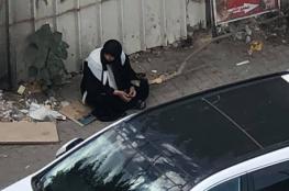 """الشرطة تحذر من المتسولين : """"هدفهم جمع الاموال على حساب الشعب الفلسطيني """""""