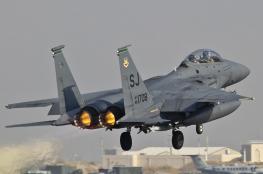 """الجيش الامريكي نفذ """" 120 """" غارة جوية على اليمن في العام 2017"""