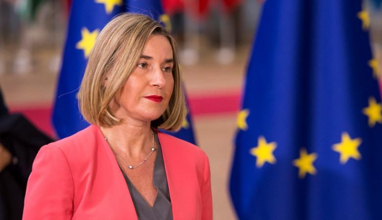 الاتحاد الاوروبي قلق من اعلان فلسطين دولة للشعب اليهودي