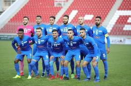 هلال القدس يتأهل لأول مرة في تاريخه الى كأس الاتحاد الآسيوي