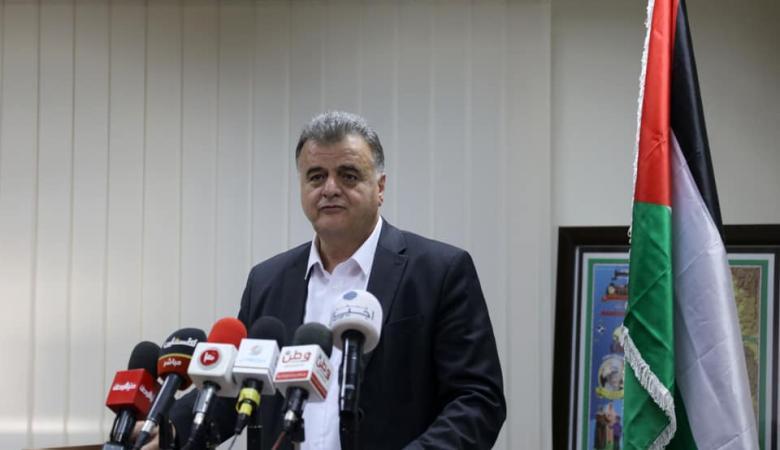 شاهر سعد : شعبنا ليس متسولا ونرفض التحريض على السلطة