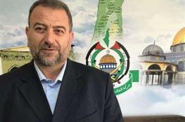 العاروري ووفد من حماس يصلون غزة ظهر اليوم