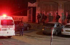 الاحتلال يقتحم مدينة البيرة لليوم الثالث على التوالي