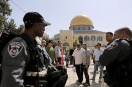 أكثر من 25 ألف مستوطن اقتحموا المسجد الأقصى في العام 2017