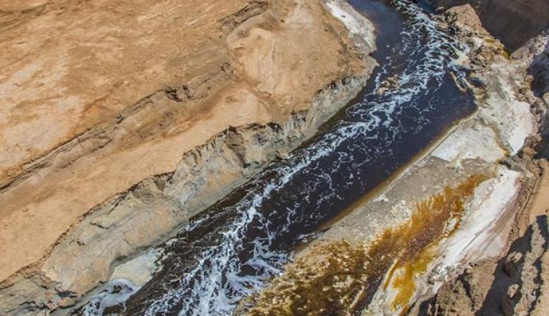 الكشف عن مشروع إسرائيلي سري قد يسبب كارثة بالبحر الميت