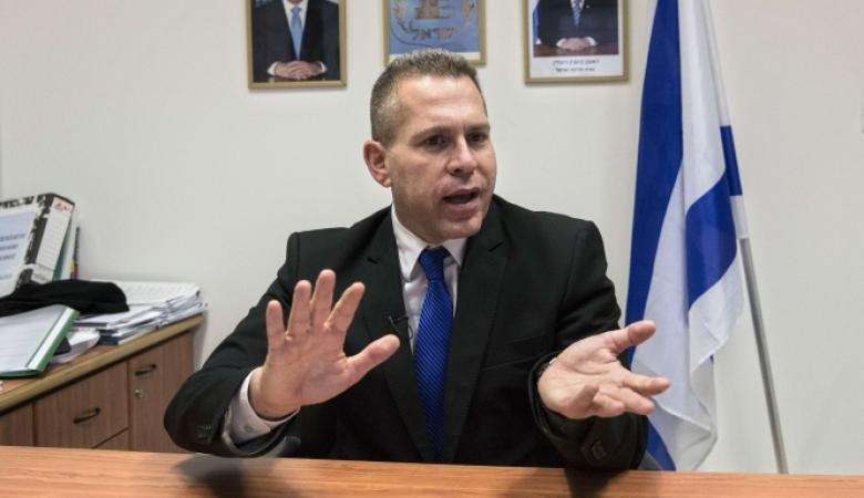 وزير الأمن الداخلي الإسرائيلي يواصل التحريض على العرب