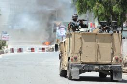مقتل 20 شخصا وإصابة 50 في انفجار سيارة مفخخة في أفغانستان