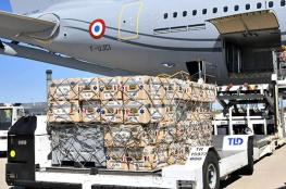 كارثة بيروت ..لبنان يبدأ باستقبال مساعدات من دول العالم