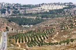 توقعات فلسطينية بقيام ترامب بضم الضفة الغربية لاسرائيل