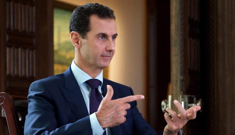الأسد: إسرائيل تدعم الإرهابين بشكل مباشر وتقصف القوات السورية