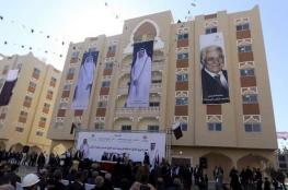 """بدء تسلم عمارات المرحلة الثانية من مدينة """" الشيخ حمد"""" بخانيونس"""
