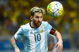 """ميسي واثق من بلوغ """"الأرجنتين """" مونديال روسيا"""