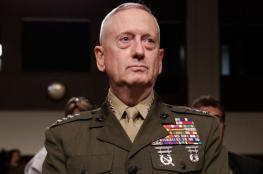 وزير الدفاع الامريكي يحذر الأسد من استخدام اي سلاح كيميائي في الغوطة الشرقية