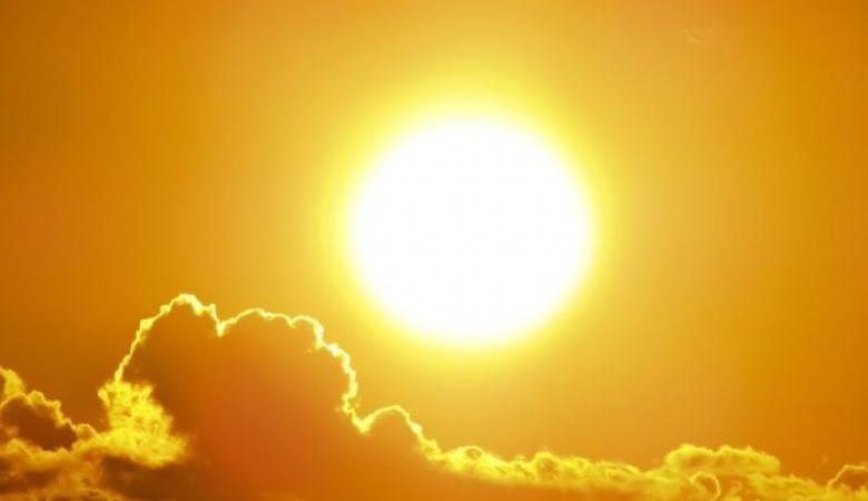 الطقس: أجواء حارة والحرارة أعلى من معدلها السنوي ب7 درجات
