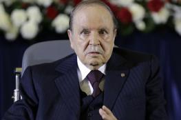 بوتفليقة : الجزائر ستواصل دعمها لفلسطين