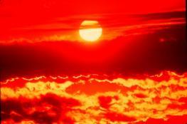 حالة الطقس : ارتفاعات متتالية على درجات الحرارة ابتداءا ً من السبت