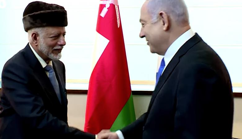 """وزير خارجية عمان : العرب مطالبون باتخاذ اجراءات مطمئنة """"لاسرائيل """" كي تشعر بالامان"""